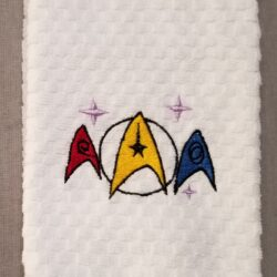 Sci-Fi Towels
