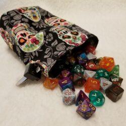 Dice Bags - Fabric
