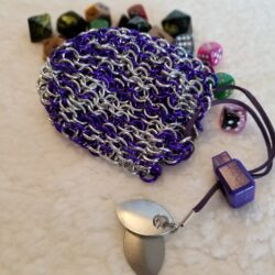 Dice Bags - Chainmaille