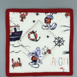 House of the Mouse Potholders/Heat Pads